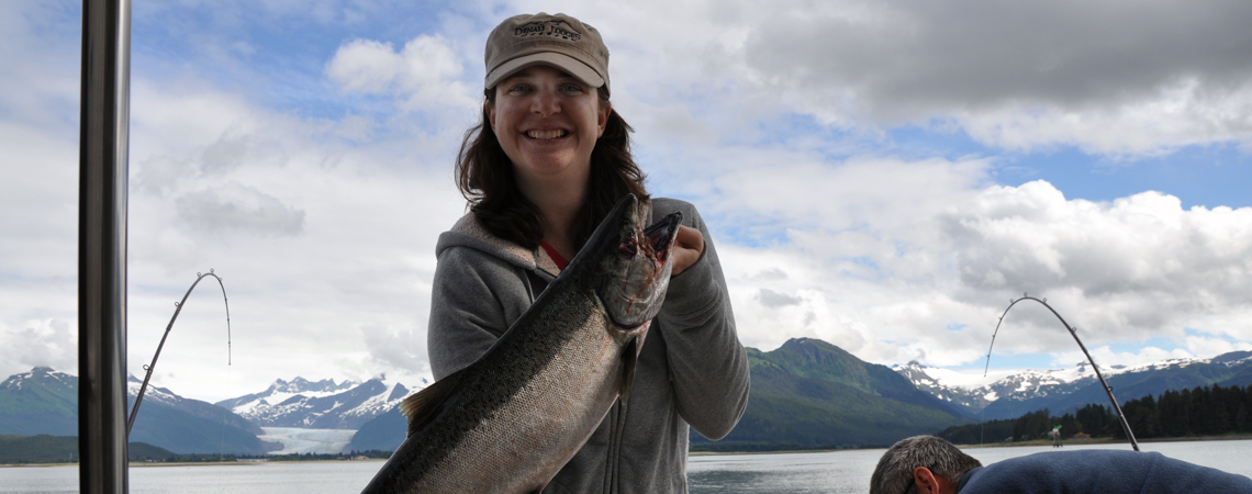 Salmon Fishing & More Cooking Channel  Blog Highlights